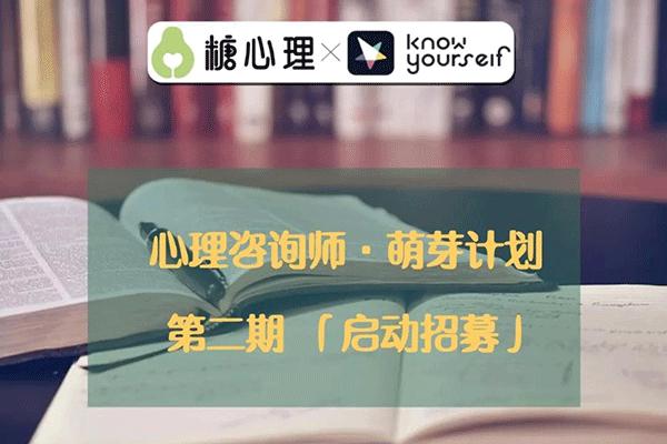心理咨询师·萌芽计划【糖心理】(原价4698)