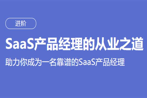 SaaS产品经理的从业之道【三节课-程功夫】(原价299)