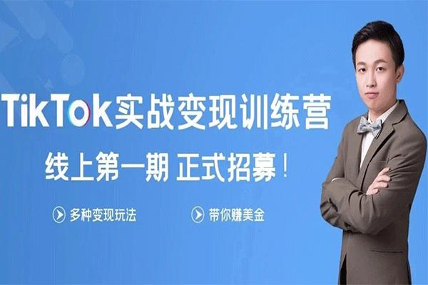 龟课·Tik Tok变现实战训练营线上第1期(原价980)