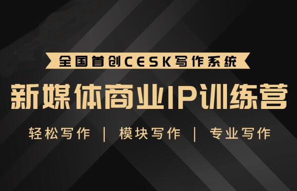 升职计·新媒体商业IP训练营,价值1299元
